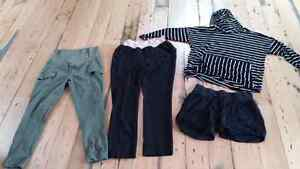 Maternity Clothes - Size L and XL