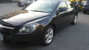2011 Chevrolet Malibu Sedan....69k kms..safety and emission