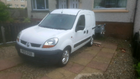 Renault kangoo 85000 mls owned for 4 years... now sold thanks