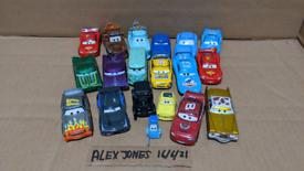 Disney Pixar Cars Diecast Metal Bundle