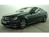 2013 Mercedes-Benz C Class C250 CDI BLUEEFFICIENCY AMG SPORT PLUS Diesel grey Au