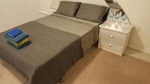 Spacious Furnished Room For Rent August 1st Yonge & Finch