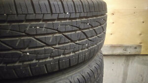 Tires from 2007 Saturn Vue
