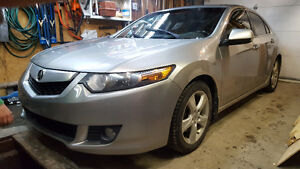 2009 Acura TSX cuir Berline