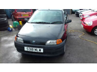 1998 Fiat Punto 1.2 60 S P.X CLEARANCE