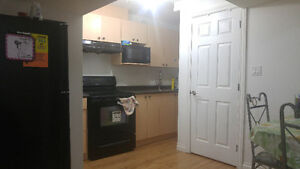 New Basement 2 Bedrooms+Fully Furnished +All Utilities Included