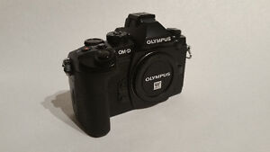 REDUCED: Olympus OM-D EM-1 mark 1