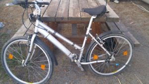 26 inc city sport bike with good components