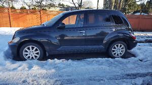 2008 Chrysler PT Cruiser SUV, Crossover