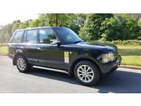 Land Rover Range Rover 3.0 Td6 auto HSE, SAT-NAV ,BLUE LEATHER TRIM,