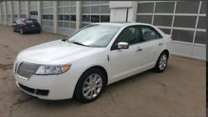 "2010 Lincoln MKZ Sedan ""Reduced"""