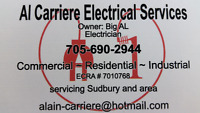 Electrical Services contractor