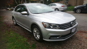 2016 VW Passat TSI Sedan