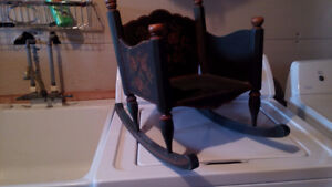 Chaise bercante bambin - Child rocking chair