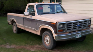 1981 Ford F150 4x4