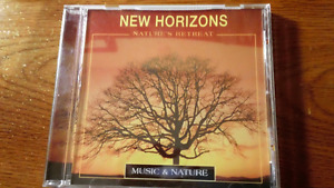 cd New Horizons