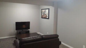 Lovely New 1 Bedroom Basement Suite in SW Airdrie!