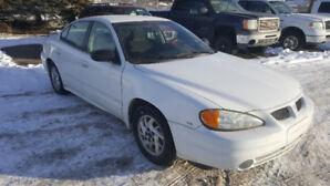 2005 Pontiac Grand AM (Low KM)