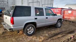 1997 Chevy Tahoe *reduced*