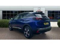 2018 Peugeot 3008 1.6 BlueHDi 120 GT Line 5dr EAT6 Diesel Estate Auto Estate Die