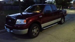 2005 FORD F-150 XLT!!! E-TEST VALID!