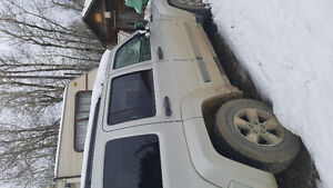 2008 Jeep Liberty SUV,