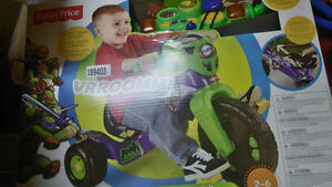 Ninja Turtle Trike with Sounds - Perfect for Ninja Turtle Fans