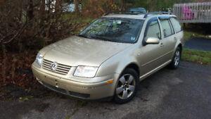 2003 Volkswagen Jetta Wagon