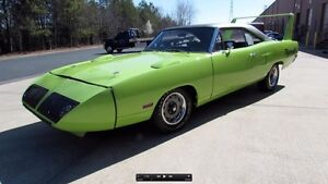 Wanted 1970 plymouth road runner super bird