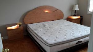full king bedroom set