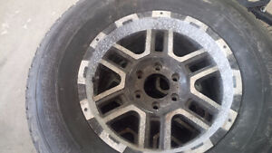 Winter Tires and rims Kitchener / Waterloo Kitchener Area image 6