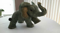 Detailed and Handcrafted Elephant Sculpture
