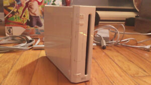 Nintendo Wii W/ Paper Mario Installed In