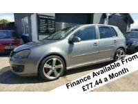 2008 Volkswagen Golf Gt Tdi 2 Hatchback Diesel Manual