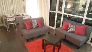 2 bedroom apartments - Luxurious Design - square one area