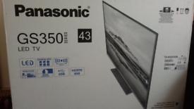 TV Panasonic GS350 Led tv