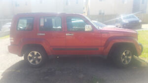 2009 Jeep Liberty need gone NOW