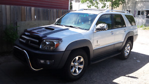 03 Toyota 4runner Sports edition