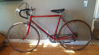 Raleigh Record 10-speed (vintage) road bike