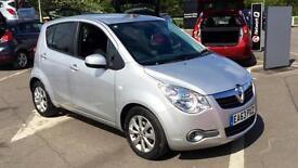 2013 Vauxhall Agila 1.2 VVT SE Automatic Petrol Hatchback