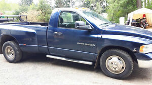Dodge Power Ram diesel dually auto NEEDS TO GO NOW