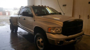 2004 Dodge 3500 dually