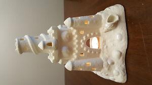 Party Lite tea light Sand Castle