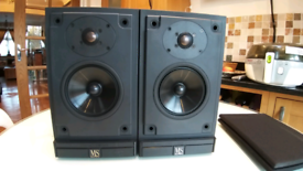 Mordaunt short speakers MS25i pearl edition