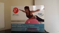Bally Resistant Fitness Ball & arms exerciser
