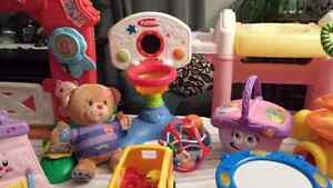 Kids toys fisher price, little tikes and play school Peterborough Peterborough Area image 5