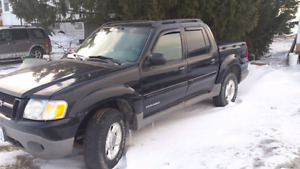 2001 ford sport trac for parts