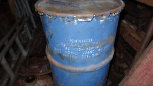 55 KG DRUM SUNOCO SUNAPLEX WHITE GREASE