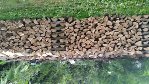 Firewood seasoned hardwood split face cord $110 Holland Landing