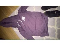 Jack wills purple jumper
